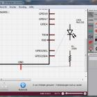 Schaltplan-Ansicht einer Raspberry Pi Schaltung in der Software Fritzing